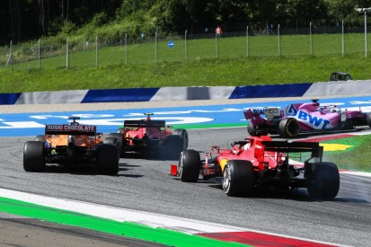 """""""Eklatante Fehleinschätzung"""": Vettel wegen Spielberg-Dreher unter Beschuss"""