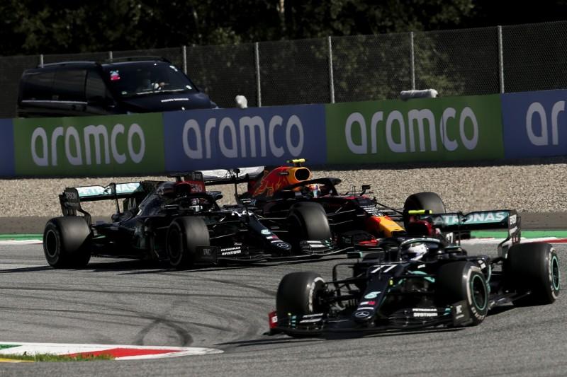 """Hamilton versteht Albons Kritik nicht: """"War ein Rennunfall"""""""
