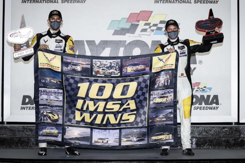 Endlich: Corvette feiert 100. IMSA-Sieg nach ewiger Durststrecke