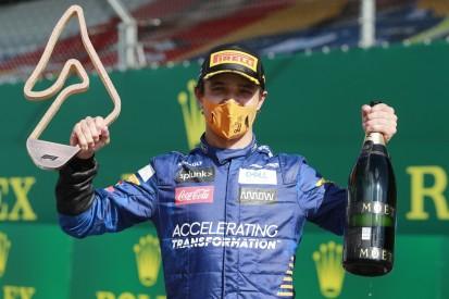 Andreas Seidl mahnt: Dürfen zweites McLaren-Podium nicht überbewerten