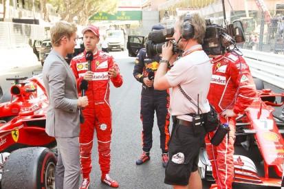 Formel-1-Liveticker: Vettel kontert Rosberg-Kritik!