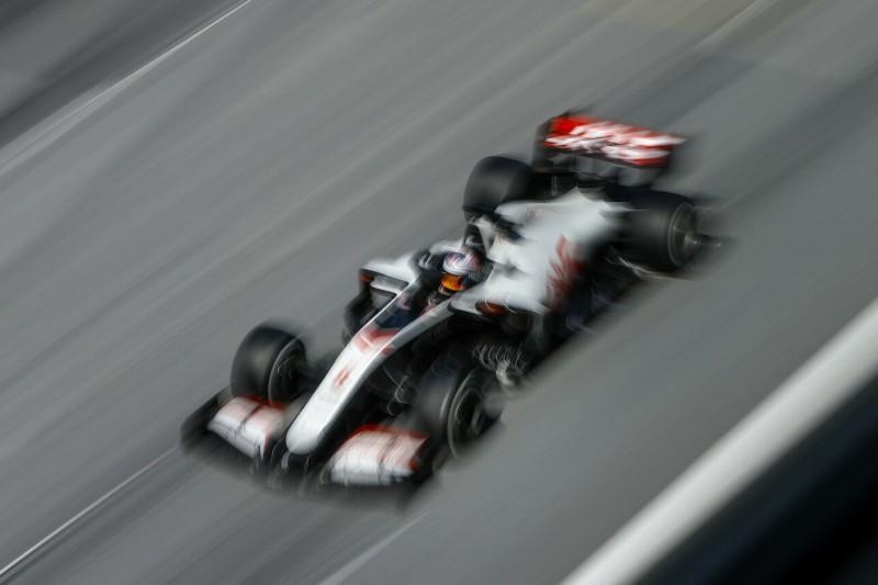 Romain Grosjean: Konnte nicht mal an den Williams dranbleiben