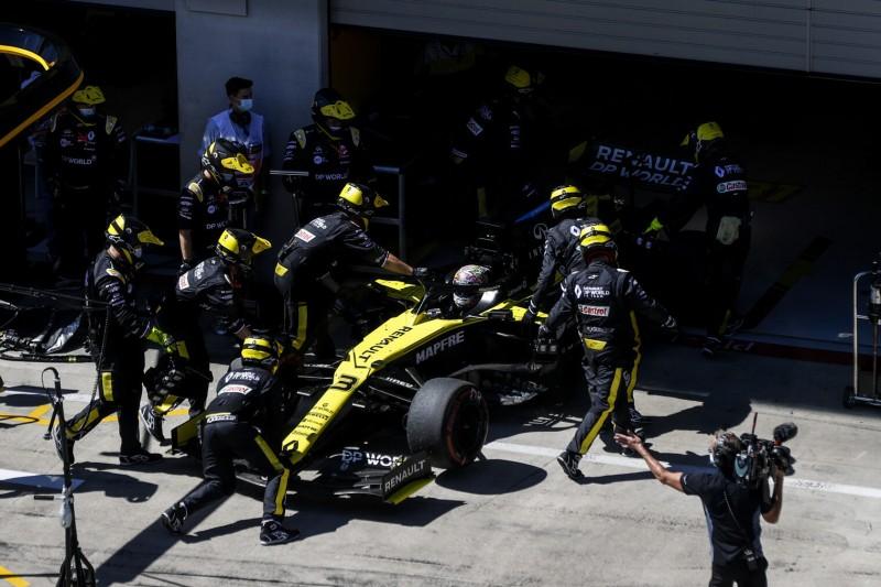 """Trotz frühem Aus: Daniel Ricciardo """"nicht verzweifelt"""" bei Renault"""