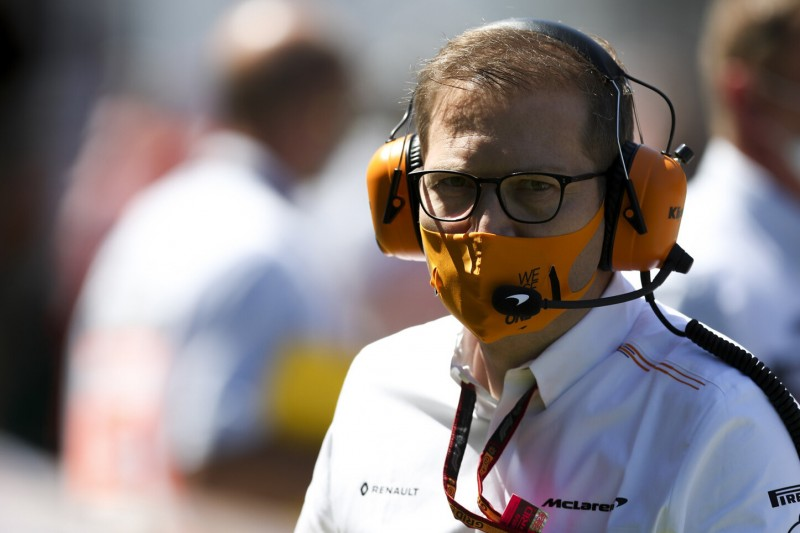 McLaren überrascht: Gleich schnell wie Ferrari und Racing Point