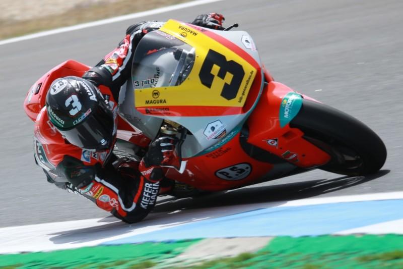 Moto2-EM: Lukas Tulovic erobert in Estoril einen Podestplatz