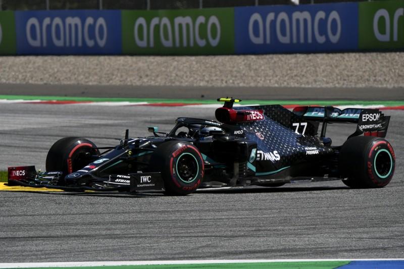 """Mercedes: Schwarze F1-Lackierung hat """"keinen Effekt"""" auf die Kühlung"""