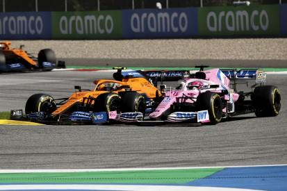 Sergio Perez: Fahrer entscheiden Duell zwischen Racing Point und McLaren