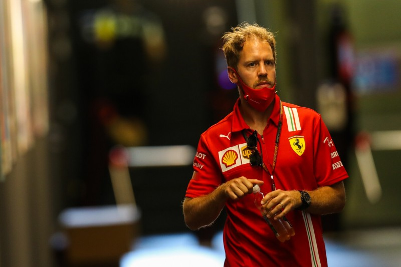 Sebastian Vettel gibt zu: Würde ein Angebot von Red Bull annehmen!
