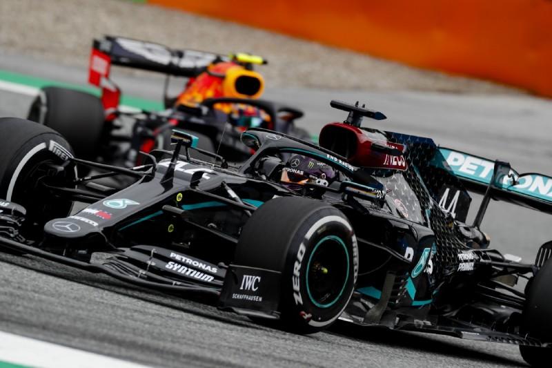 """Honda: """"Waren von den Fortschritten bei Mercedes überrascht"""""""