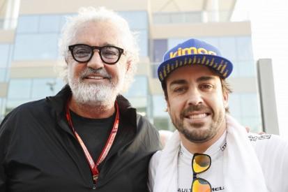 Flavio Briatore: Kehre nicht mit Alonso zu Renault zurück