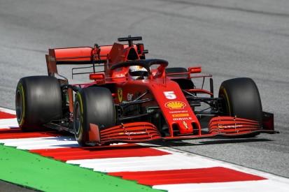 """Trotz P16 am Freitag: Vettel fühlte sich im Ferrari """"schon viel besser"""""""