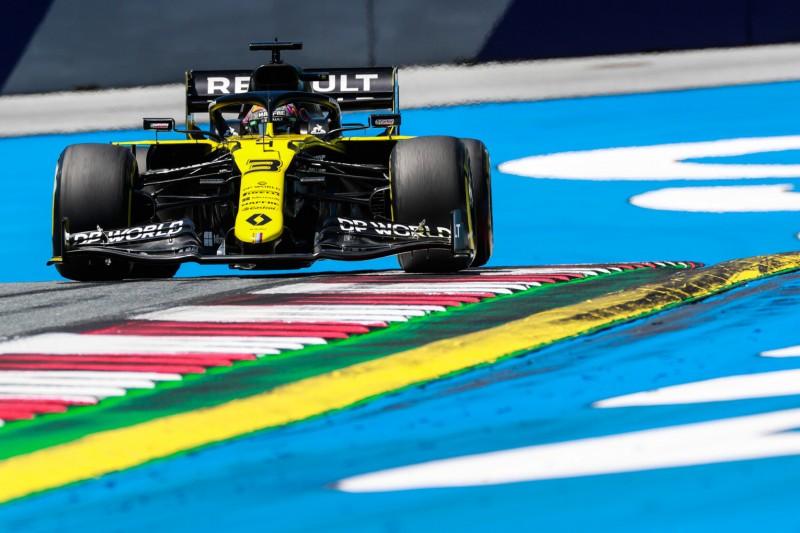 Nach Unfall: Kein Motorwechsel bei Daniel Ricciardo notwendig