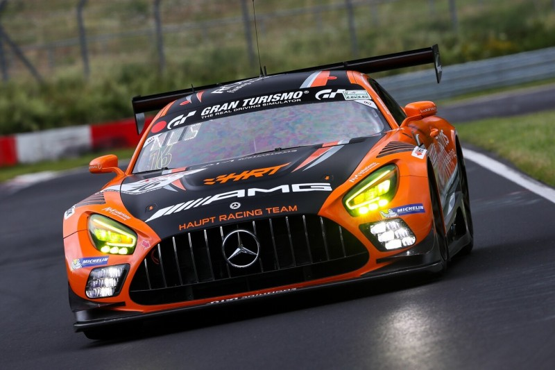 Qualifying VLN3 2020: Vier GT3 unter acht Minuten