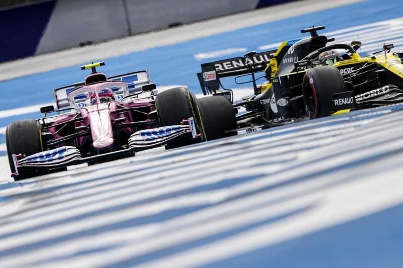 "Daniel Ricciardo kritisiert ""Kamikaze""-Manöver von Lance Stroll"