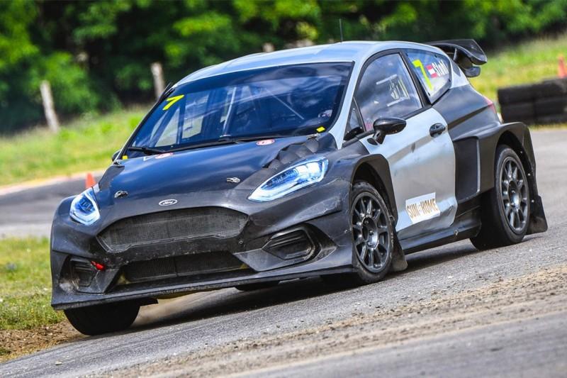 Erster Sieg im Rallycross-Elektroauto: Stohl gewinnt in Ungarn