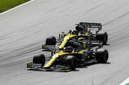 Daniel Ricciardo: Wollte mich nicht gleich mit dem Teamkollegen anlegen