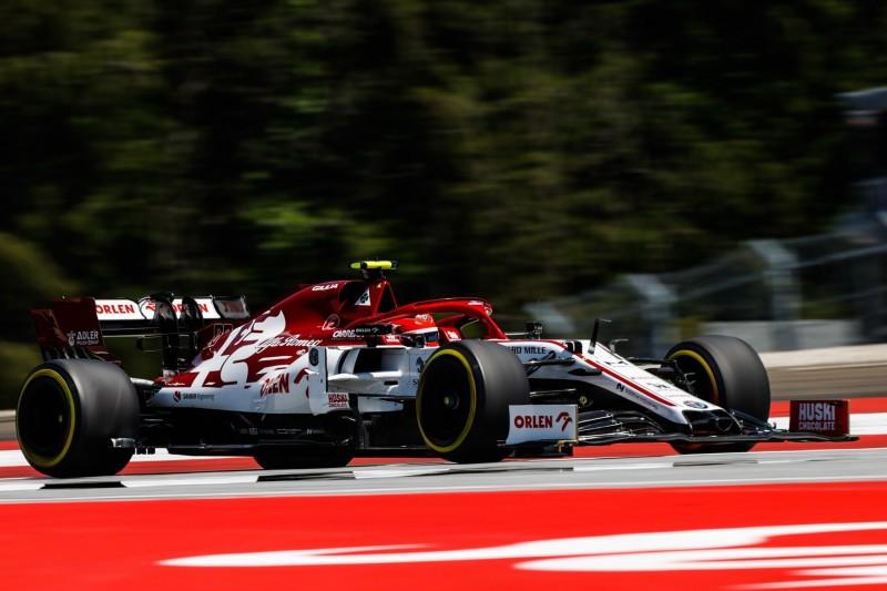 Erneuter Trainingseinsatz in Ungarn: Kubica übernimmt Räikkönens Alfa