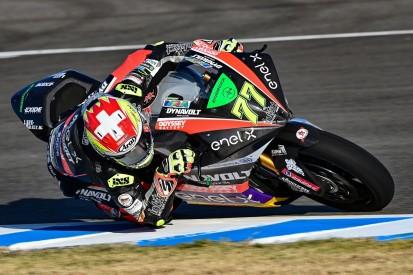 MotoE-Test in Jerez: Dominique Aegerter dominiert mit überlegener Bestzeit