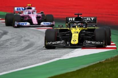 Ricciardo: Stroll-Manöver ein Fall für die Fahrerbesprechung