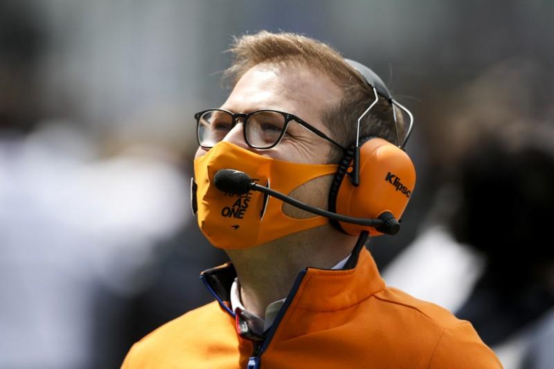 Andreas Seidl: Krise hatte auch positive Seiten für McLaren