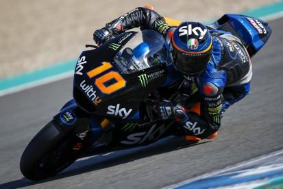 Moto2 Jerez FT1: Luca Marini Schnellster, Marcel Schrötter in den Top 5