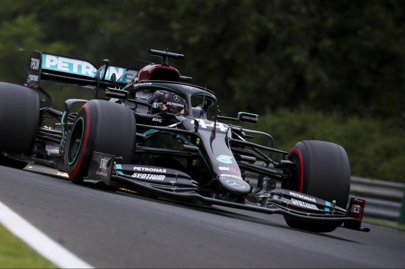F1 Ungarn 2020: Mercedes dominiert erstes Training nach Belieben