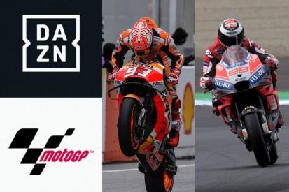 Keine MotoGP auf DAZN: Streaming-Dienst lässt Jerez-Wochenende aus