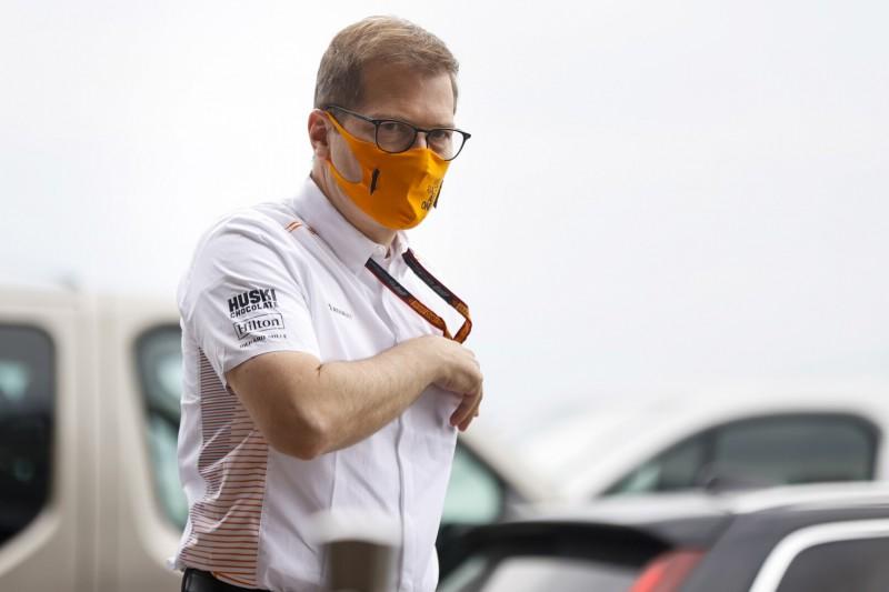 """Concorde: McLaren möchte """"in unmittelbarer Zukunft"""" unterschreiben"""