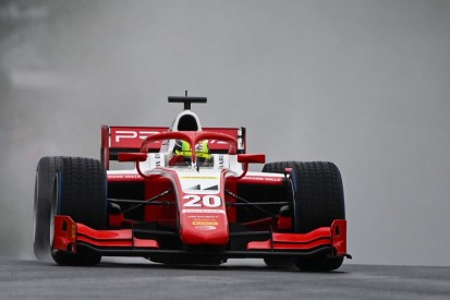 F2 Budapest 2020: Mick Schumacher im Regen auf Startplatz fünf
