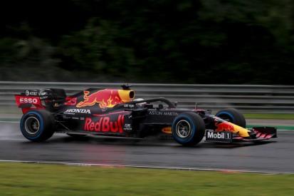 """""""Nicht so gut"""": Red-Bull-Fahrer hadern mit Balance und Regen"""