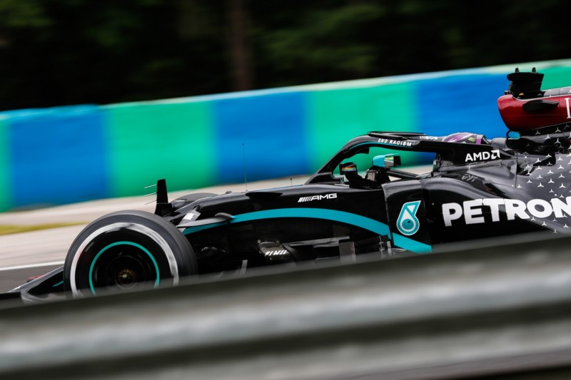 Nach Bomben-FT1: Lewis Hamilton hofft auf Trockenrennen in Ungarn