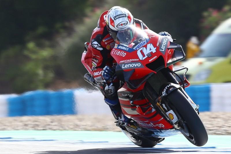 Ducati: Dovizioso am Freitag zurück im Spitzenfeld, Miller hadert mit Wind