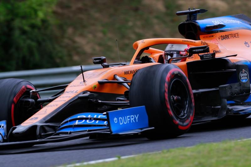 """""""Schock"""" & """"Desaster"""": McLaren-Piloten am Freitag hinter den Erwartungen"""