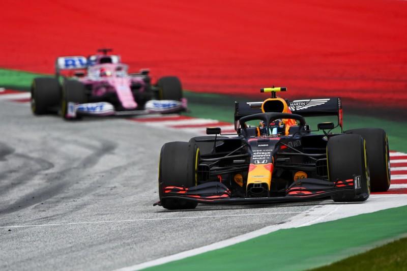 Max Verstappen: Red Bull muss vor Racing Point keine Angst haben