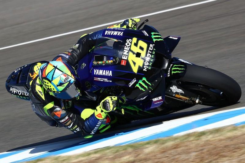 MotoGP Jerez FT3: Rossi mit deutlicher Steigerung, Quartararo fährt Bestzeit