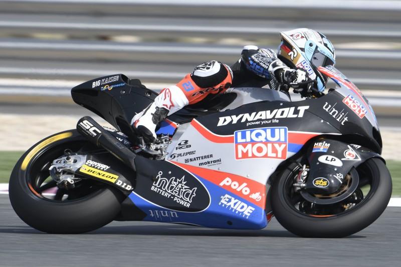 Moto2 Jerez FT3: Marcel Schrötter fährt Bestzeit, Tom Lüthi im Q1