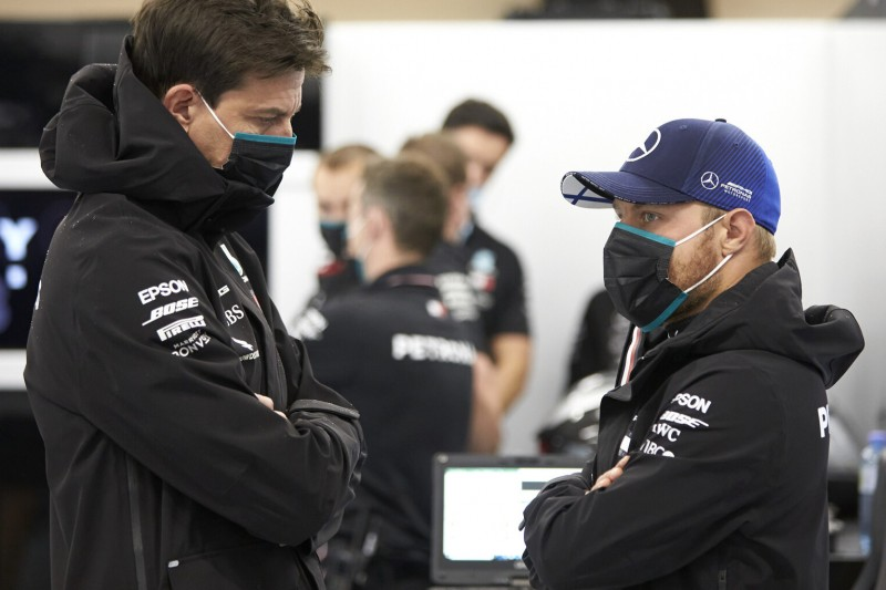 Mercedes: Warum sollten wir uns von Bottas trennen?
