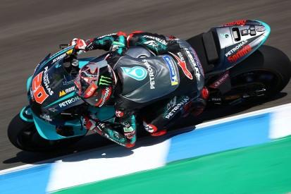 MotoGP Jerez: Fabio Quartararo auf der Pole, zahlreiche Stürze im Q2