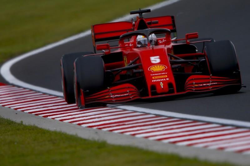 "Sebastian Vettel: Top 10 ""aus eigener Kraft"" ist ""positiv"" für Ferrari"