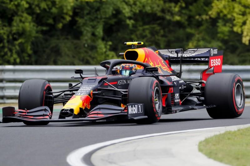 Kritik am Red-Bull-Team: Albon erklärt Funkspruch in Q2