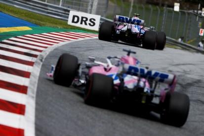 Teamorder wahrscheinlich: Racing Point will sichere Punkte