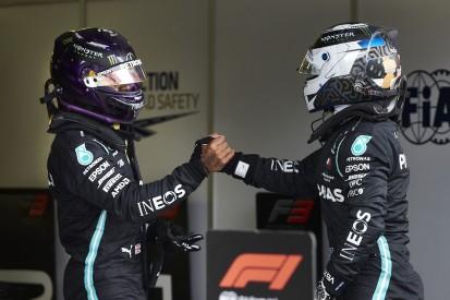 Toto Wolff: Gleiche Strategie für beide Mercedes-Fahrer