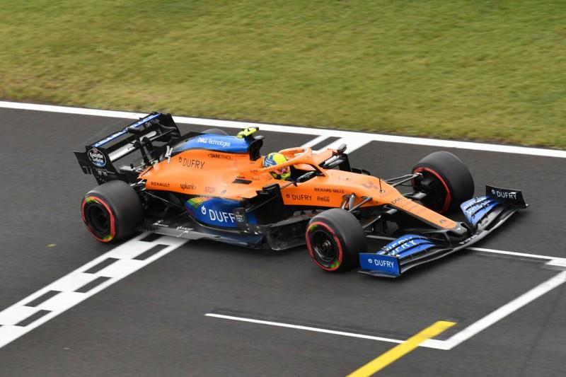 McLaren: Hungaroring-Qualifying realistischeres Bild