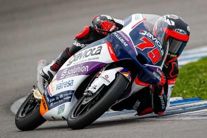 Moto3 Jerez: Albert Arenas gewinnt nach Kollision in der letzten Kurve