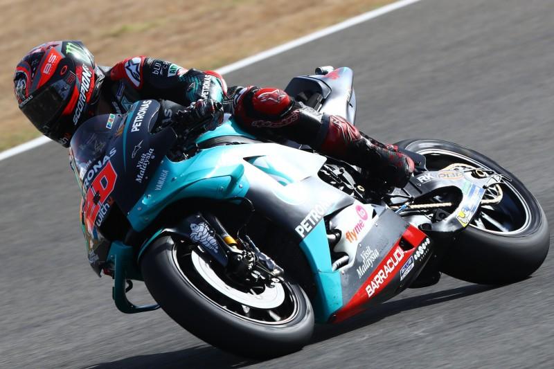 MotoGP Jerez: Fabio Quartararo feiert Debütsieg, Drama um Marc Marquez