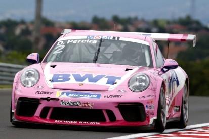 Porsche-Supercup Budapest 2020: Zweiter Saisonsieg für Dylan Pereira