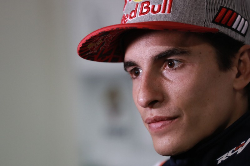 Rückschlag für Honda: Marc Marquez bricht sich beim Jerez-Sturz den Oberarm
