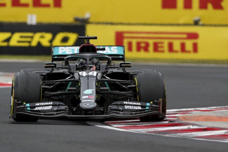 """""""So gut wie noch nie"""": Lewis Hamilton gewinnt GP Ungarn 2020"""