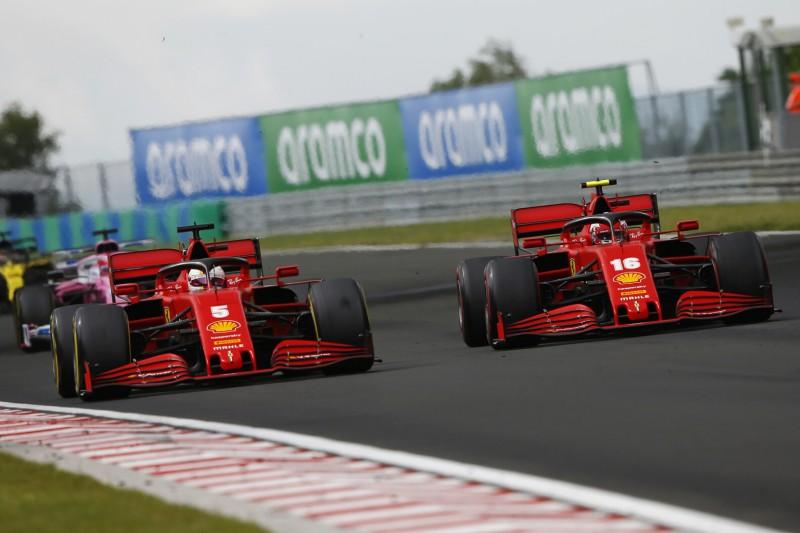 """Sebastian Vettel: Mit Platz sechs """"zurück zur Normalität"""""""
