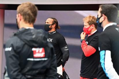 Keine Zeit für Rassismus-Protest: Hamilton rügt Formel 1 und Grosjean
